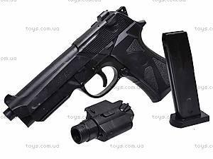 Пистолет с лазерным прицелом, детский, MP900A, фото