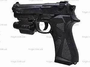 Пистолет с лазерным прицелом, детский, MP900A, игрушки