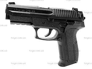 Пистолет, с лазером и пульками, SP2022, купить