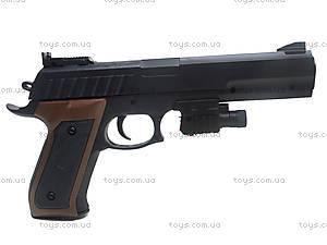 Пистолет с лазером и пулями, P298/1, фото