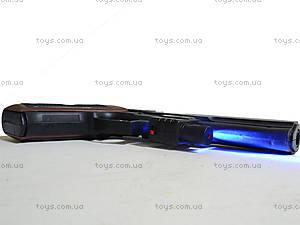 Пистолет с лазером и пулями, P298/1, игрушки