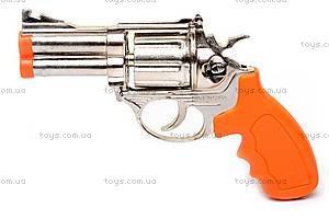 Пистолет, с металлическим цилиндром, 2082BNO, купить