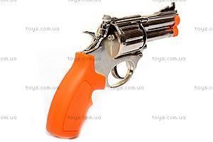 Пистолет, с металлическим цилиндром, 2082BNO, фото