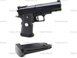 Пистолет с металлическим корпусом, P.17, отзывы
