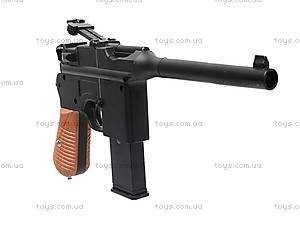 Пистолет с металлическими пульками, G12, купить