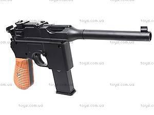 Пистолет с металлическими пульками, G12, фото