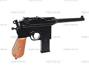 Пистолет с металлическими пульками, G12, отзывы