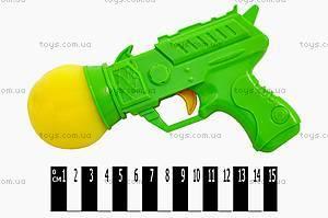 Пистолет с мячиком, 3685