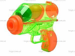 Пистолет с мягкими пульками, 6227, фото