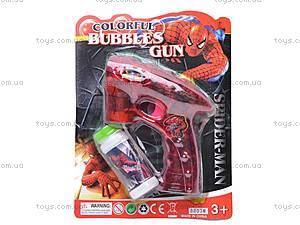 Пистолет с мыльными пузырями, 8803M, цена