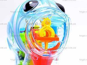 Пистолет с мыльными пузырями «Рыбка», 00338B, фото