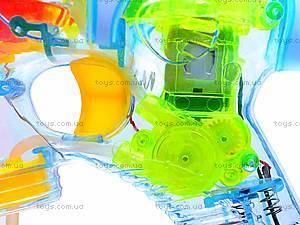 Пистолет с мыльными пузырями «Рыбка», 00338B, игрушки