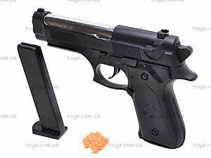 Пистолет с набором пулек, D0988, купить