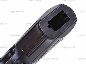 Пистолет с набором пулек, D0988, фото