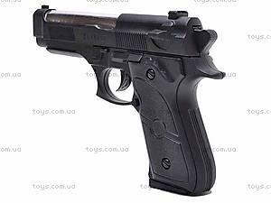 Пистолет с набором пулек, D0988, отзывы