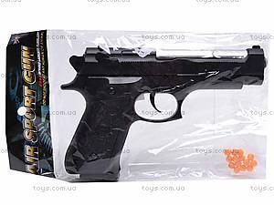 Пистолет с набором пулек, D0988, цена