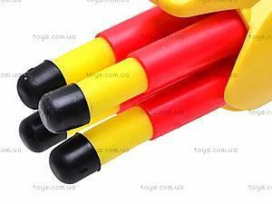 Пистолет с поролоновыми пулями, A178, детские игрушки