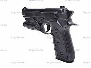 Пистолет с прицелом, M-307A, детские игрушки