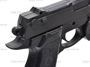 Пистолет с прицелом и фонариком, KP209+, детские игрушки