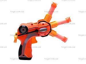 Пистолет с присосками, детский, A121, купить