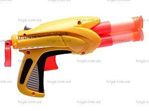 Пистолет с присосками, детский, A121, фото