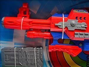 Пистолет с присосками и мишенью, SB281, детские игрушки