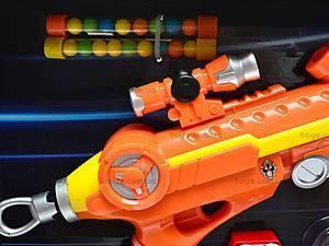 Пистолет с присосками и мягкими пульками, 3310, фото