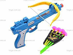 Пистолет с присосками, игрушечный, KD763B