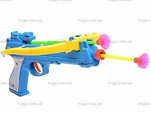 Пистолет с присосками, игрушечный, KD763B, фото
