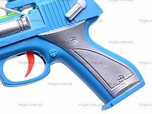 Пистолет с присосками, игрушечный, KD763B, игрушки
