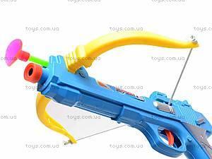 Пистолет с присосками, игрушечный, KD763B, детские игрушки