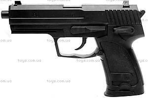 Пистолет, с пульками, P8