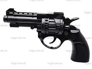 Пистолет с пульками, черный, N-632, детские игрушки