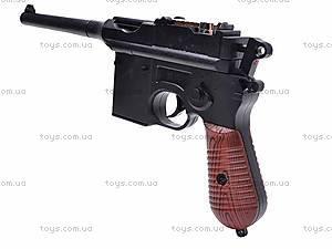 Пистолет с пульками, детский, 308, фото