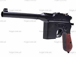 Пистолет с пульками, детский, 308, цена