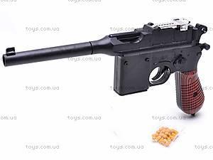 Пистолет с пульками, детский, 308
