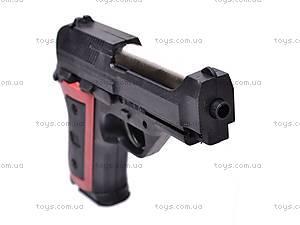 Пистолет с пульками детский, 083, купить