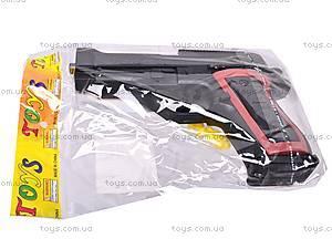 Пистолет с пульками детский, 083, игрушки
