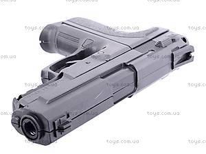 Пистолет с пульками, для детей, M4013+, toys
