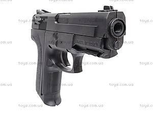 Пистолет с пульками, для детей, M4013+, купить