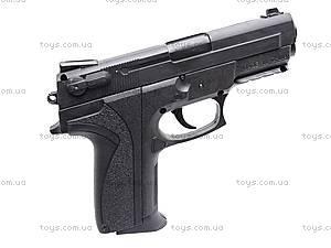 Пистолет с пульками, для детей, M4013+, фото