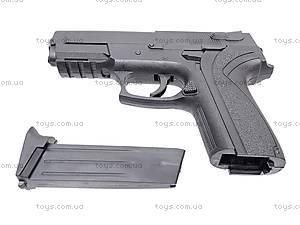 Пистолет с пульками, для детей, M4013+, отзывы