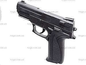 Пистолет с пульками, для детей, M4013+, игрушки