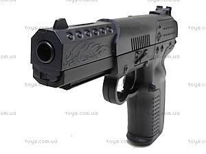Пистолет с пульками для игры, FN57, отзывы