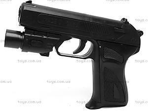 Пистолет с пульками и лазером, HK2023A, фото