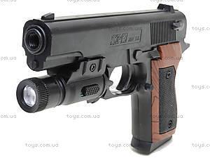 Пистолет с пульками и подсветкой, SP-3C+, отзывы