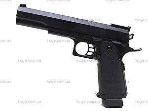 Пистолет с пульками, игровой, D01, купить