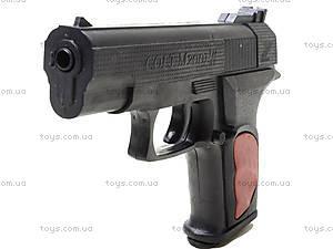 Пистолет с пульками, игрушечный, 2001A1, купить