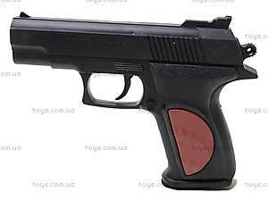 Пистолет с пульками, игрушечный, 2001A1, игрушки