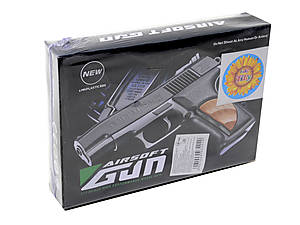 Пистолет с пульками, игрушечный, 2001A1